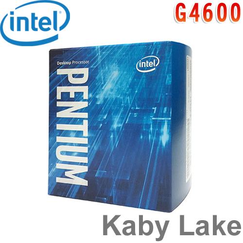 Intel英特爾 Pentium G4600 中央處理器
