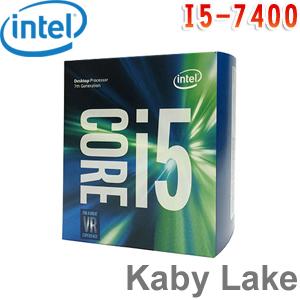 Intel英特爾 Core i5-7400 處理器