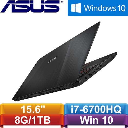 ASUS華碩 FX502VM-0062A6700HQ 15.6吋電競筆記型電腦