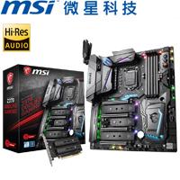 MSI微星 Z370 GODLIKE GAMING 主機板