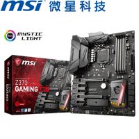 MSI微星 Z370 GAMING M5 主機板