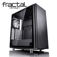 Fractal Design Define C TG(鋼化玻璃)
