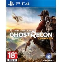 【客訂】PS4遊戲《湯姆克蘭西 火線獵殺:野境》中文一般版