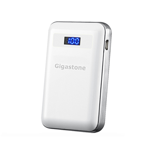 Gigastone Smart Power P2S~90S 9000mAh 行動電源 白色