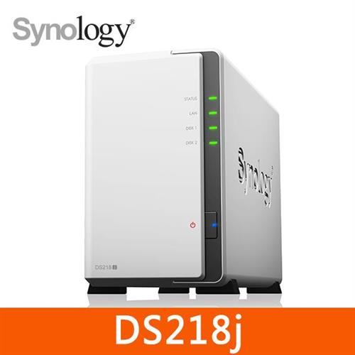 Eclife-Synology DS218j