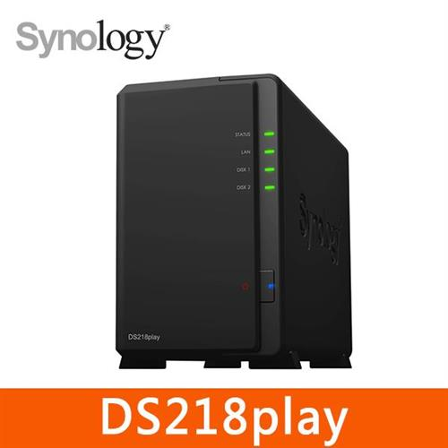 Eclife-Synology DS218play