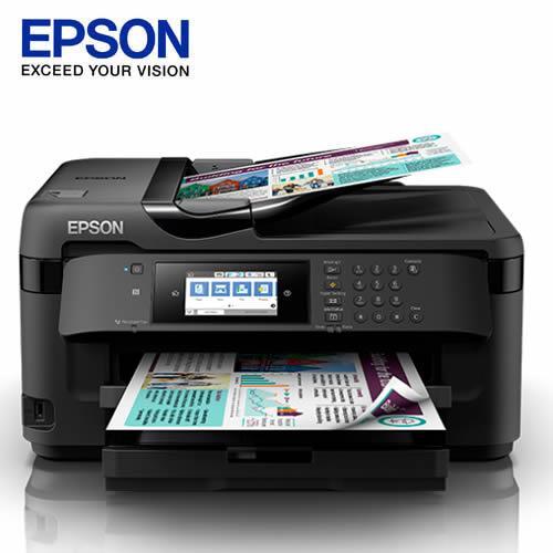 Eclife-EPSON WF-7711  A3+
