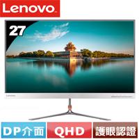R2【福利品】Lenovo聯想 L27q-10 27型 IPS 2K防眩光液晶螢幕