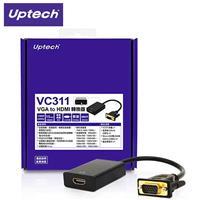 Uptech登昌恆 VC311 VGA to HDMI轉換器