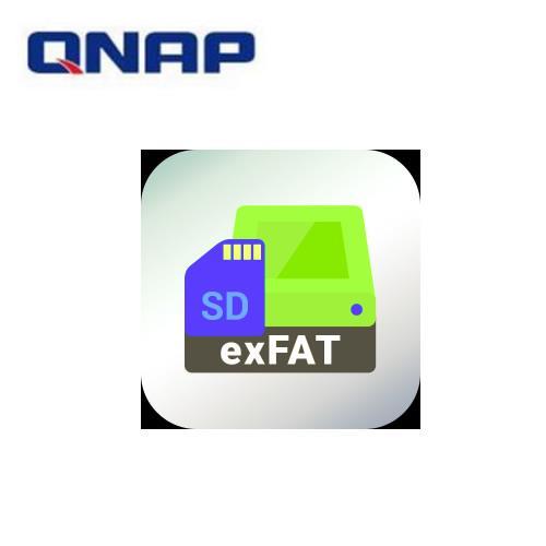 QNAP exFAT Driver