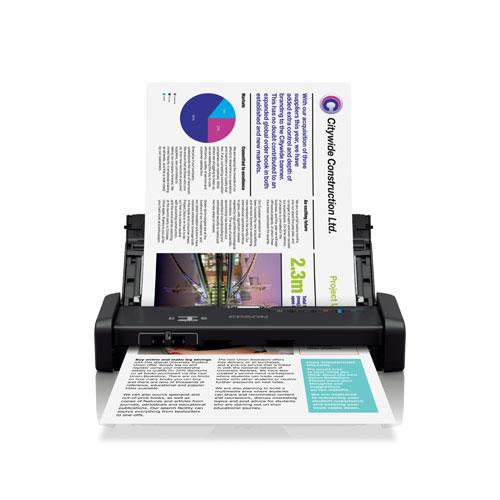 Eclife-EPSON Workforce DS-310A4