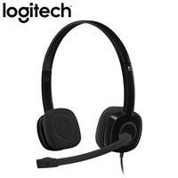 Logitech 羅技 H151 立體耳機麥克風