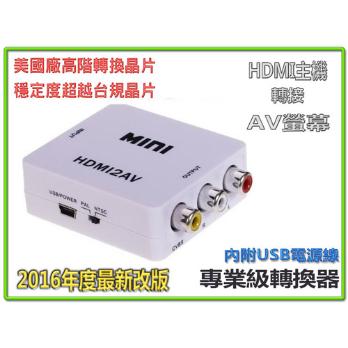 Eclife-i-wiz HDMIAV HDMI-101 PC-24