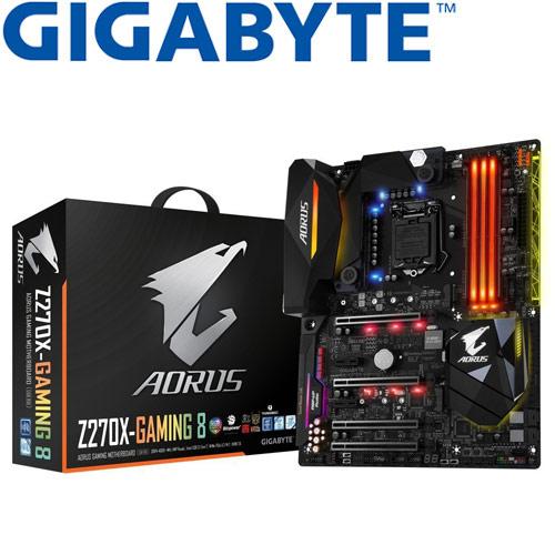 GIGABYTE技嘉 GA-Z270X-Gaming 8 主機板