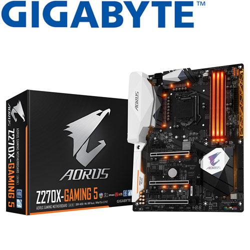 GIGABYTE技嘉 GA-Z270X-Gaming 5 主機板