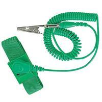 Pro'sKit 防靜電壓扣鬆緊帶型手環(3米) 8PK-611D