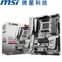 MSI微星 X370 XPOWER GAMING TITANIUM 主機板