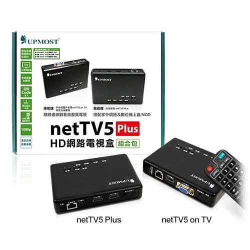 Eclife-UPMOST netTV5 Plus HD
