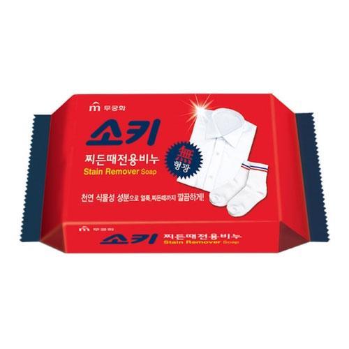 韓國 MKH無窮花-襪子衣領去汙皂 150g 1入