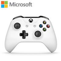 Microsoft 微軟 XBOX ONE 特別版藍牙無線控制器 白【送紅手機搖桿】