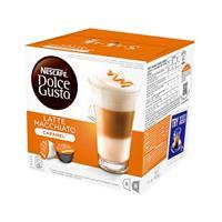 雀巢DOLCE GUSTO 拿鐵咖啡膠囊16顆入