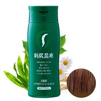 Sastty 利尻昆布染髮劑-褐色(淺棕色) 日本第一台灣代理 染髮過敏的救星