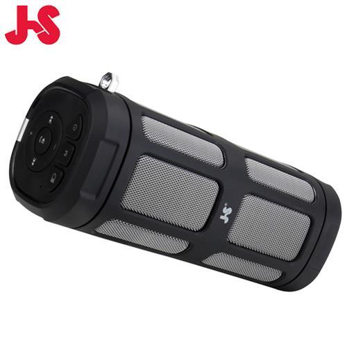 JS 淇譽 JY1012 可攜式行動藍牙音箱 黑