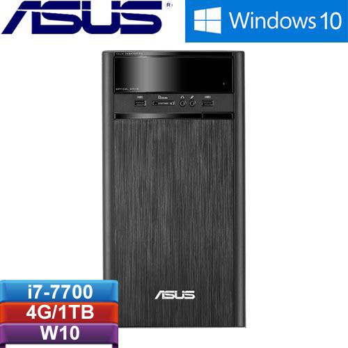 ASUS華碩 K31CD-K-0011A770GTT 桌上型電腦