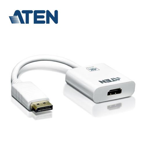 ATEN宏正 4K DisplayPort 轉 HDMI 主動式轉接器 VC986