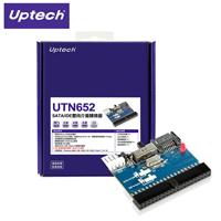 Uptech登昌恆 UTN652 SATA/IDE雙向介面轉換器