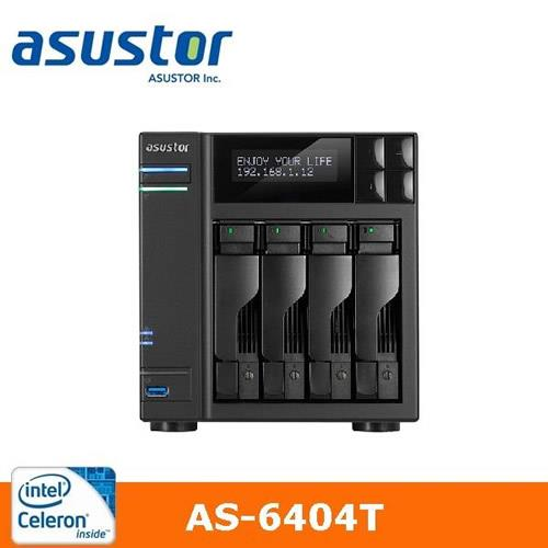 Eclife-ASUSTOR AS-6404T 4Bay