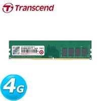 Transcend創見 JetRam DDR4-2400 4GB 桌上型記憶體