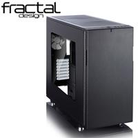 Fractal Design DEFINE R5 靜音機殼(永夜黑)側板開窗