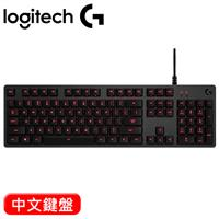 Logitech 羅技 G413背光遊戲機械鍵盤 黑 中文