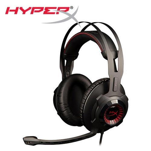 Eclife-HyperX Cloud Revolver (HX-HSCR-BK/AS)