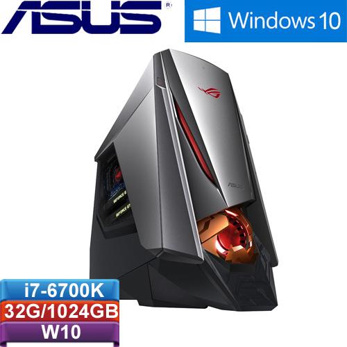 ASUS華碩 GT51CH-0051A77KGXT 電競桌上型電腦