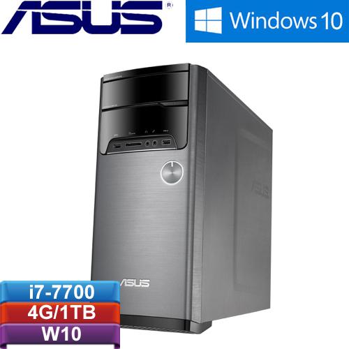 ASUS華碩 M32CD-K-0021C770GXT 桌上型電腦