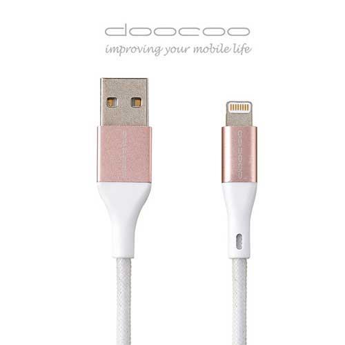 Eclife-doocoo iLink III Apple Lightning MFi  (120CM) -