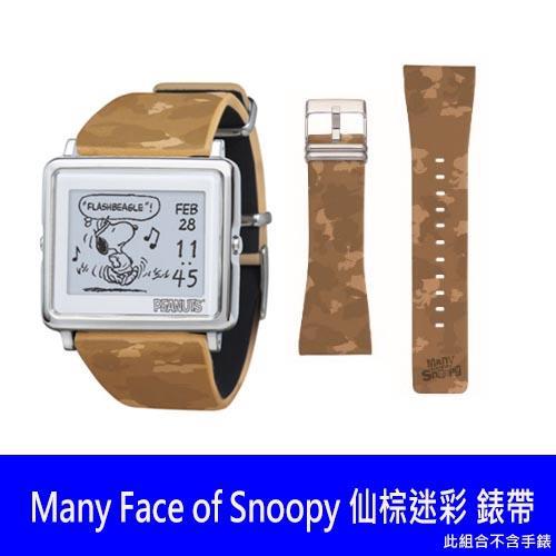 EPSON Smart Canvas –Many Face of Snoopy 仙棕迷彩