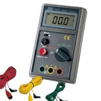 泰仕TES 數位接地電阻計 TES-1605