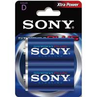 SONY 1號鹼性電池2入