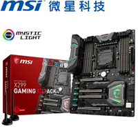 MSI微星 X299 GAMING M7 ACK 主機板