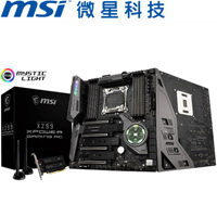MSI微星 X299 XPOWER GAMING AC 主機板