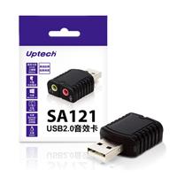 Uptech 登昌恆 SA121 USB 2.0音效卡