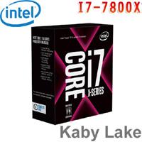 Intel英特爾 Core i7-7800X X 系列處理器