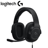 Logitech 羅技 G433 7.1聲道有線遊戲耳機麥克風 宇宙黑