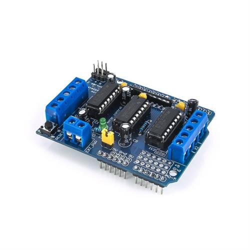 motor control shield l293d 马达电机驱动扩展板