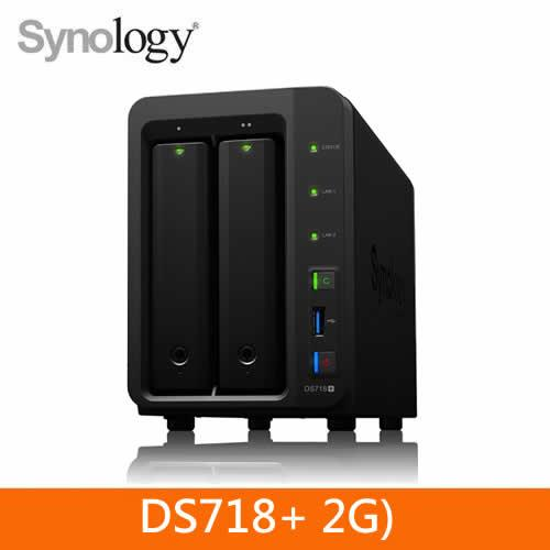 Eclife-Synology DS718+