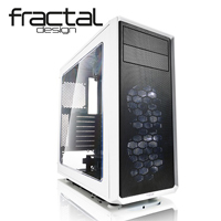Fractal Design Focus G(消光白)側板開窗