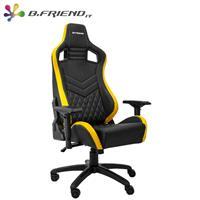 B.Friend GC05 電競專用椅 黃黑